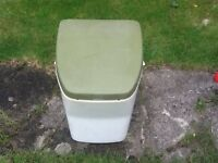 A choice of three camping toilets:- £15, £20, £25. Two of them are Porta- Potties