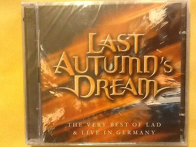 LAST. AUTUMN S DREAM.        VERY.BEST AND.LIVE IN.GERMANY.     2 COMPACT DISCS