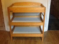 East Coast Wooden Baby Changing Table