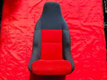 Autozam AZ-1 fixedback lightweight seat Mazda MX5 NA NB rare JDM