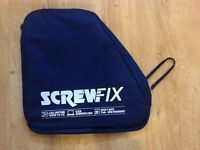 Screwfix Boot bag