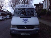 Great Van for Camper Conversion