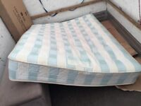 Kingsize mattress very good quality it's used