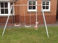 Treble Swing Set