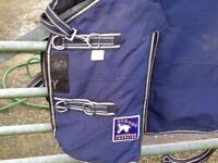 Gee Tac Heavy Weight Horse Turnout Rug
