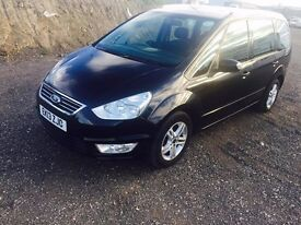 2013 Ford Galaxy**Automatic**1 OWNER SINCE NEW**Full Service History**Bluetooth**NEW TYRES**PCO