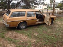V8 manual Holden kingswood wagon sell or swap Balaklava Wakefield Area Preview