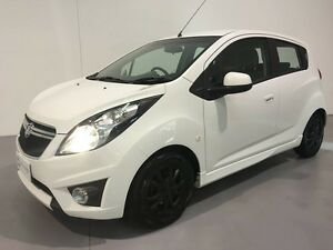 From $43 per week 2015 Holden Barina Spark petrol auto Southport Gold Coast City Preview