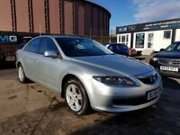 **ONLY 63,000 MILES** MAZDA 6 S 1.8 (2006) - 1 LADY OWNER FROM NEW - NEW MOT - 2 KEYS - HPI CLEAR!