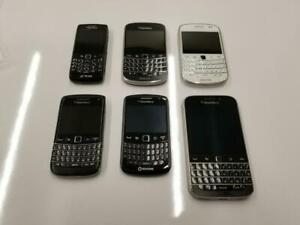 Blackberry Bold & Classic & Z CANADIAN MODELS **UNLOCKED*** New Condition with 90 Days Warranty Includes All Accessories