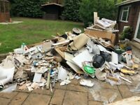 House clearance or waste removals
