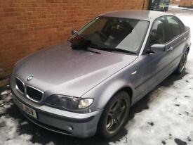 BMW 320D E46 6 SPEED