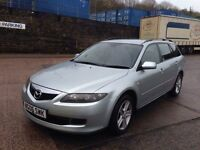 2006 Mazda 6 Diesel Estate ts d 143 px welcome