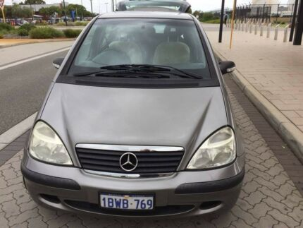 2004 Mercedes A160 Extended