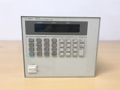 Agilent N3301a System Dc Electronic Load