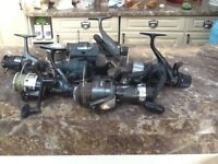 Course fishing reels for sale