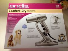 Andis comfort dry dog blow dryer High Wycombe Kalamunda Area Preview