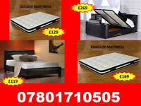 BED TV BED ELECTRIC MATTRESS DOUBLE KING SIZE BRAND NEW FAST DELIVERY 224