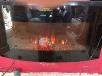 eletric fire