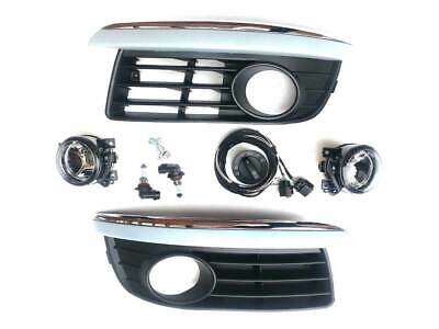 Fog Light Fog Lights Complete Set Retrofitting Vw Golf V Variant