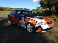 2003 Audi 1.9 tdi sport S3 rep urban paintwork mapped and more