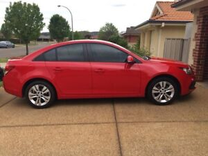 Wanted: 2015 Holden Cruze Jh series ll equipe