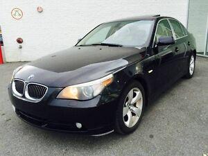 BMW 525i 2007