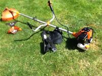 Strimmer and extras