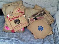 78's vinyl records
