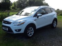 2012 12 FORD KUGA 2.0 TDCi (140) TURBO DIESEL ZETEC 2WD,SUV,APPEARANCE PACK,56000 MILES,FULL HISTORY