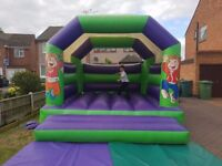 Hiring soft play packages and bouncy castles perfect for birthdays, christenings, weddings!!!