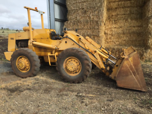 Case w10e loader 4wd good bucket Mullumbimby Byron Area Preview