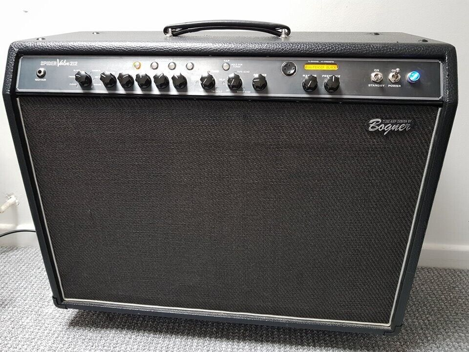 new high limited guantity aliexpress Line 6 Bogner Spider Valve 212 and pedal 40w ALL VALVE guitar amp | in  Marske-by-the-Sea, North Yorkshire | Gumtree