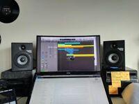 Active Studio Monitors
