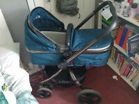 Mothercare Orb Travel System (Teal)