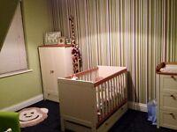 3 set Nursery furniture - fantastic quality