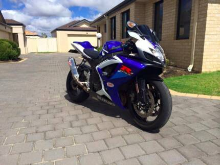 2008 GSXR 750 Joondalup Joondalup Area Preview