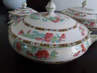 Vintage Serving dishes & plates