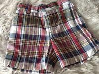 Ralph Lauren Boys check Shorts