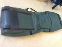 Golf Bag Carrier and various Shoulder Luggage Bags for suits/dresses etc