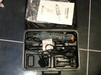 Dremel type multi tool,never used,with case but no bits,only £5,possible local delivery