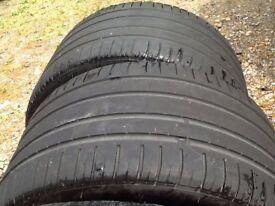 Tyres 295/30 ZR19 (Used x 5)