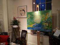 Art Showcase at Caffe Clifton