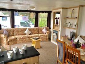 Static Caravan For Sale Isle Of Wight PO38 3LU Cheap Site Fees 12 month season