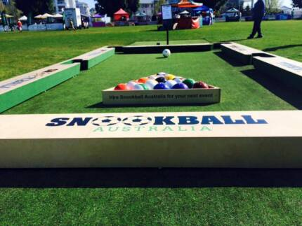 Snookball Australia Sydney City Inner Sydney Preview