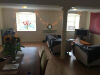 Looking for a couple to take spacious en-suite double room in 3 bed flat