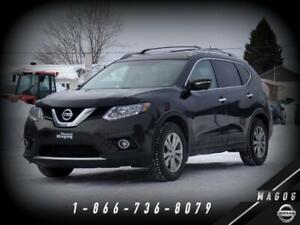 2014 Nissan Rogue SV FWD + 7 PASS. + TECH PACK + TOIT + NA