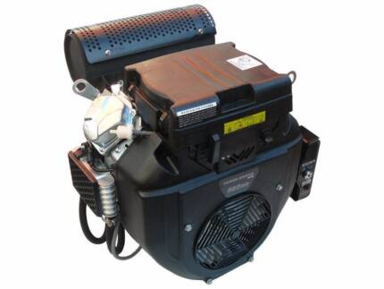 22HP V-TWIN ELECTRIC START STATIONARY ENGINE