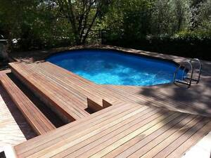 New Deep End Sunsoka Resin Swimming Pool Adelaide CBD Adelaide City Preview
