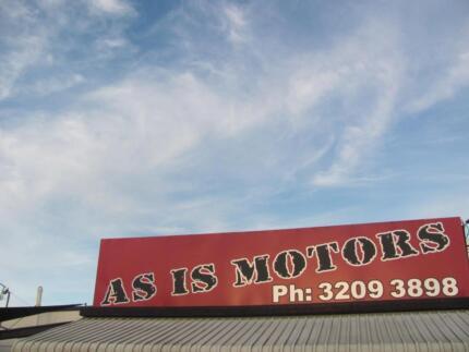 As Is Motors